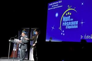 Nuit des réseaux d'Aquitaine 2013