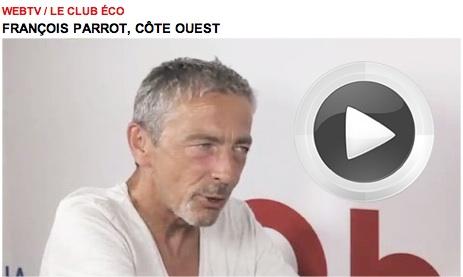 Objectif news tv françois parrot