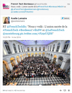 Storify French Tech