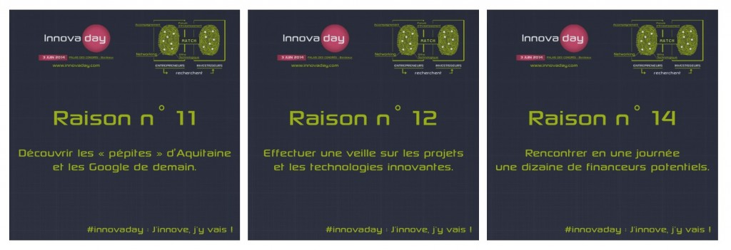 Innovaday Exemples post