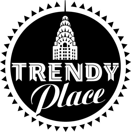 Logo trendyplace (N-B)
