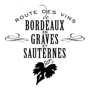 Route des vins Bordeaux Graves et Sauternes_APACOM