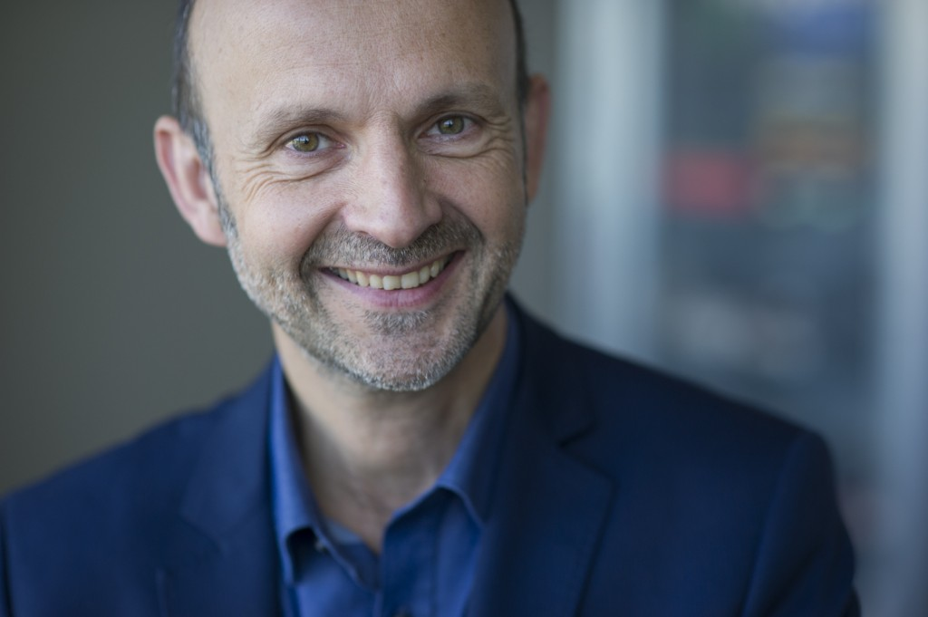 Yves Leborgne, directeur Communication du Groupe euralis