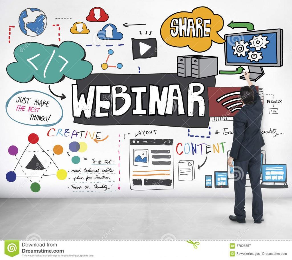 concept-en-ligne-de-technologie-de-séminaire-de-web-de-webinar-67826557