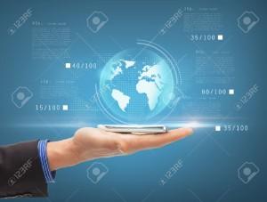 24220978-entreprise-les-nouvelles-technologies-et-le-concept-de-bureau-gros-plan-de-main-de-l-homme-avec-le-s-Banque-d'images