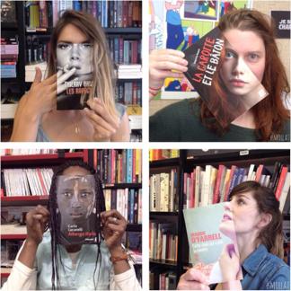 bookfaces Mollat 2017