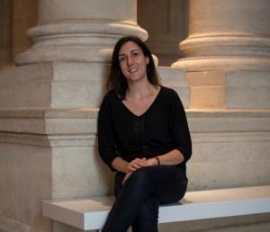 Marion Blanchet.Ph Lysiane Gauthier mairie de Bx