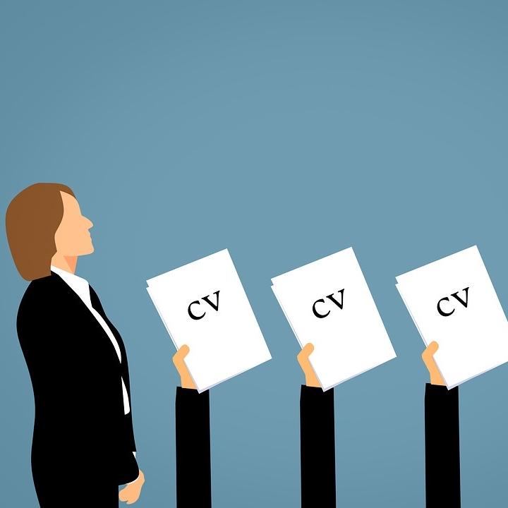 Recrutement CV
