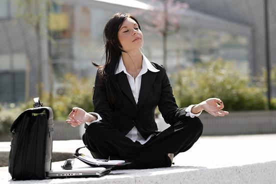 Bien-être travail zen