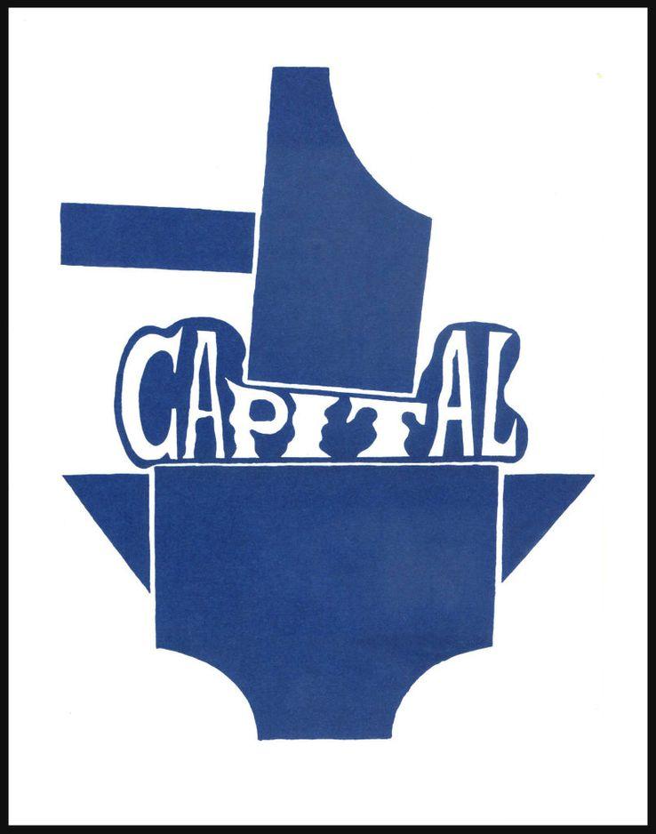 Le capital écrasé