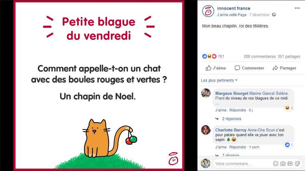 Reseaux Sociaux Les Marques Misent Sur L Humour Apacom