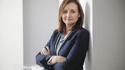 Karine Laporte nouvelle adhérente