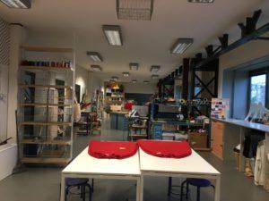 Le fab lab de Sew&Laine