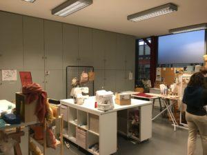 L'espace de coworking de Sew&Laine