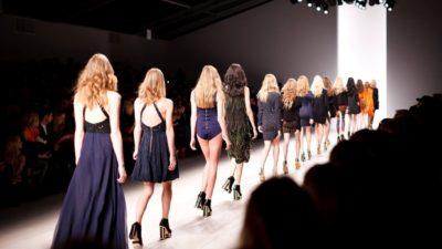 défilé de haute couture