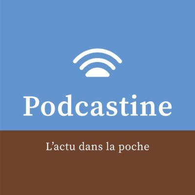 Logo Podcastine